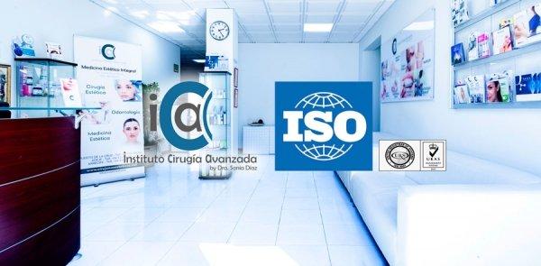 El Instituto de Cirugía Avanzado obtiene la Certificación ISO 9001